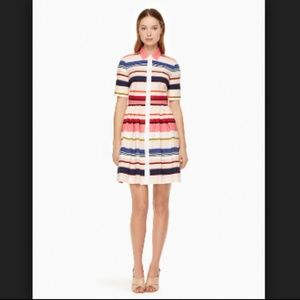 Kate Spade Spice Things Up Shirt Dress